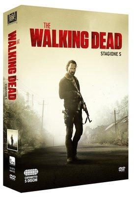 The Walking Dead - Stagione 5 (Completa) (2014) 5X DVD9 Copia 1:1 ITA/ENG