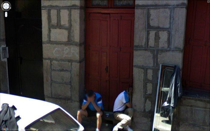 Najdziwniejsze zdjęcia z Google Street View #2 6