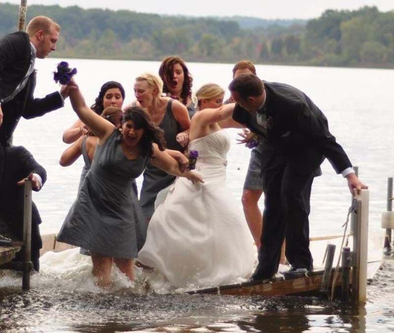 Nietypowe zdjęcia ślubne 34