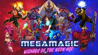 [PC] Megamagic: Wizards of the Neon Age (2016) Multi - SUB ITA