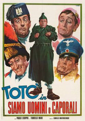 Siamo Uomini o Caporali ? (1955) .avi DVDRip AC3 - ITA