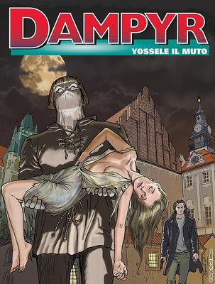 Dampyr - Volume 217 - Yossele il muto (2018)