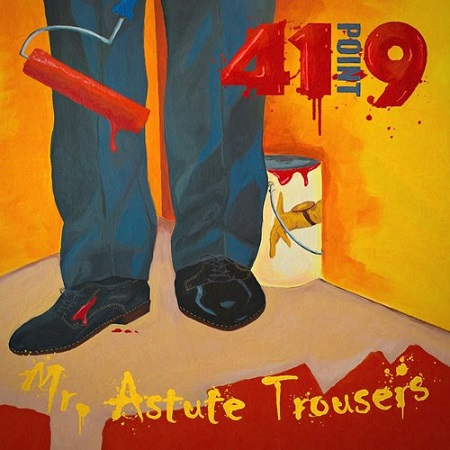 41Point9 - Mr. Astute Trousers (2018)