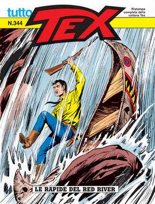 Tex. Tutto Tex 344 - Le Rapide del Red River (07-2001)