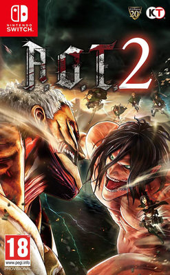 [PC] Attack on Titan 2 - A.O.T.2 (2018) Multi - SUB ITA