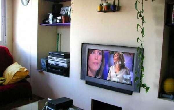 Sposób na płaski TV 1
