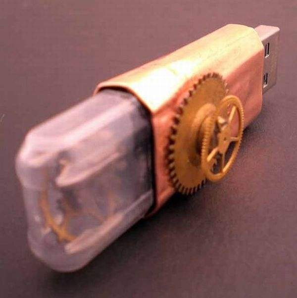 Niecodzienne pendrive'y 52