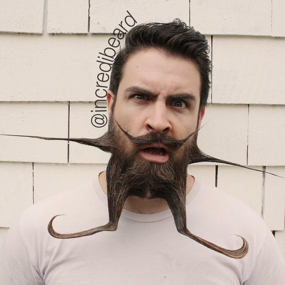 Niesamowita broda 16