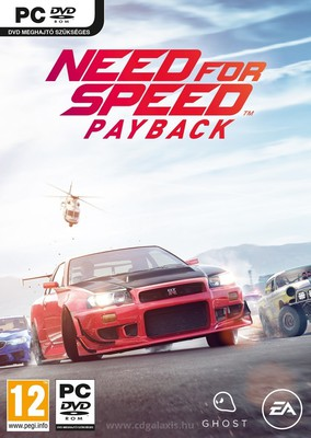 [PC] Need for Speed Payback (2017) Multi - FULL ITA