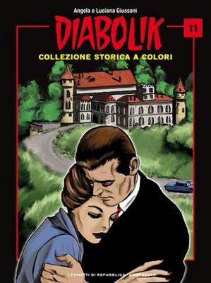 Diabolik - Collezione Storica a Colori 11 (09/2017)