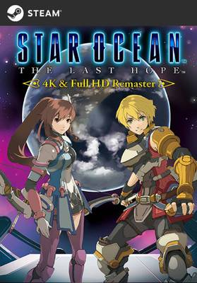 [PC] STAR OCEAN - THE LAST HOPE - 4K & Full HD Remaster (2017) Multi - SUB ITA