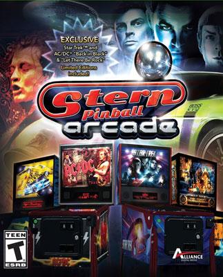 [PC] Stern Pinball Arcade: Star Trek (2016) Multi - SUB ITA