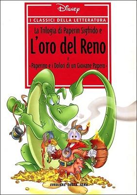 I Classici della Letteratura Disney - Volume 15 - La Trilogia di Paperin Sigfrido e l'Oro del Reno (...