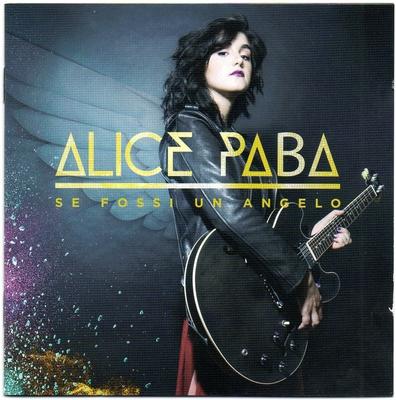 Alice Paba – Se Fossi Un Angelo (2017)