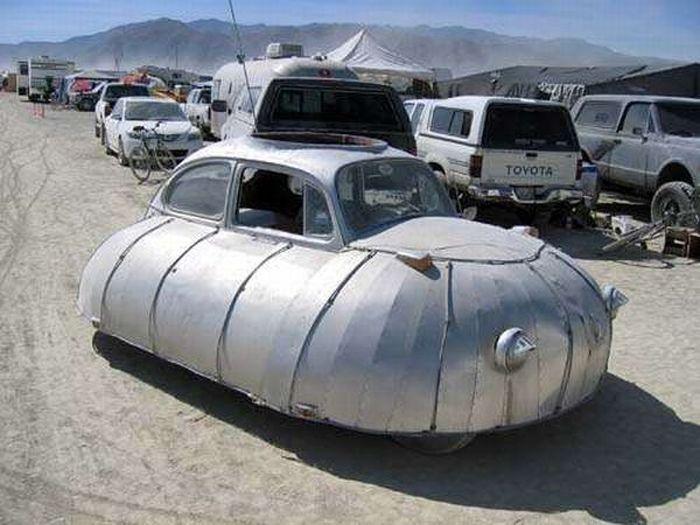 Zakręcone samochody 19