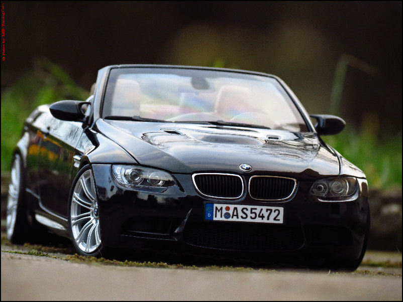 1 18 tuning bmw e93 m3 v8 cabrio klapp dach jerez. Black Bedroom Furniture Sets. Home Design Ideas