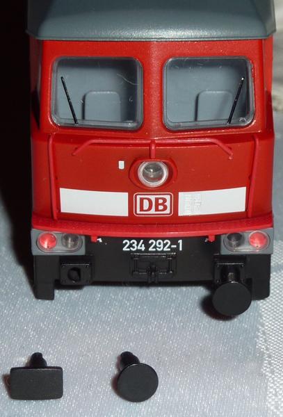 Trix Startpackung 21524 BR 234 mit IC Wagen 1xyuye