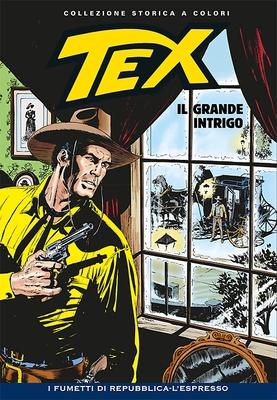 Tex Willer Collezione Storica a Colori 252 - Il Grande Intrigo (2014)