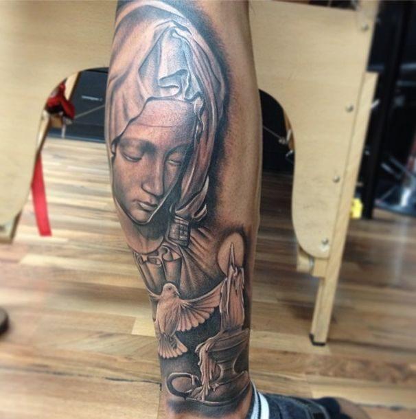 Realistyczne tatuaże #3 10