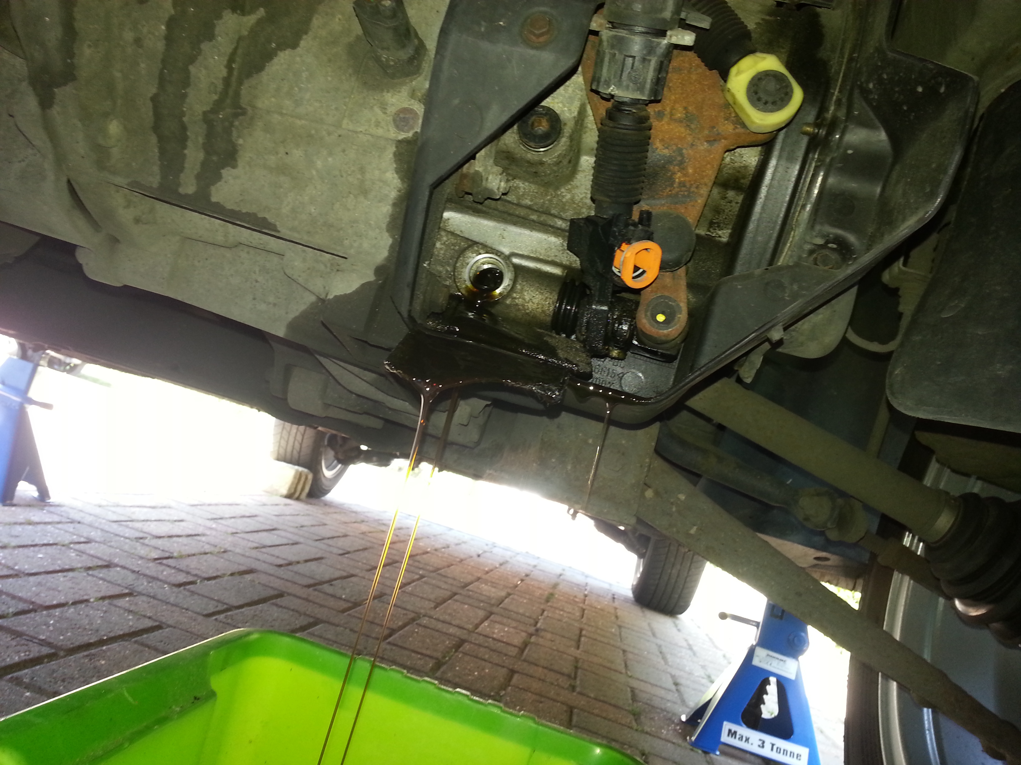 Quick few questions before I change transmission fluid - Ford Focus Forum, Ford  Focus ST Forum, Ford Focus RS Forum