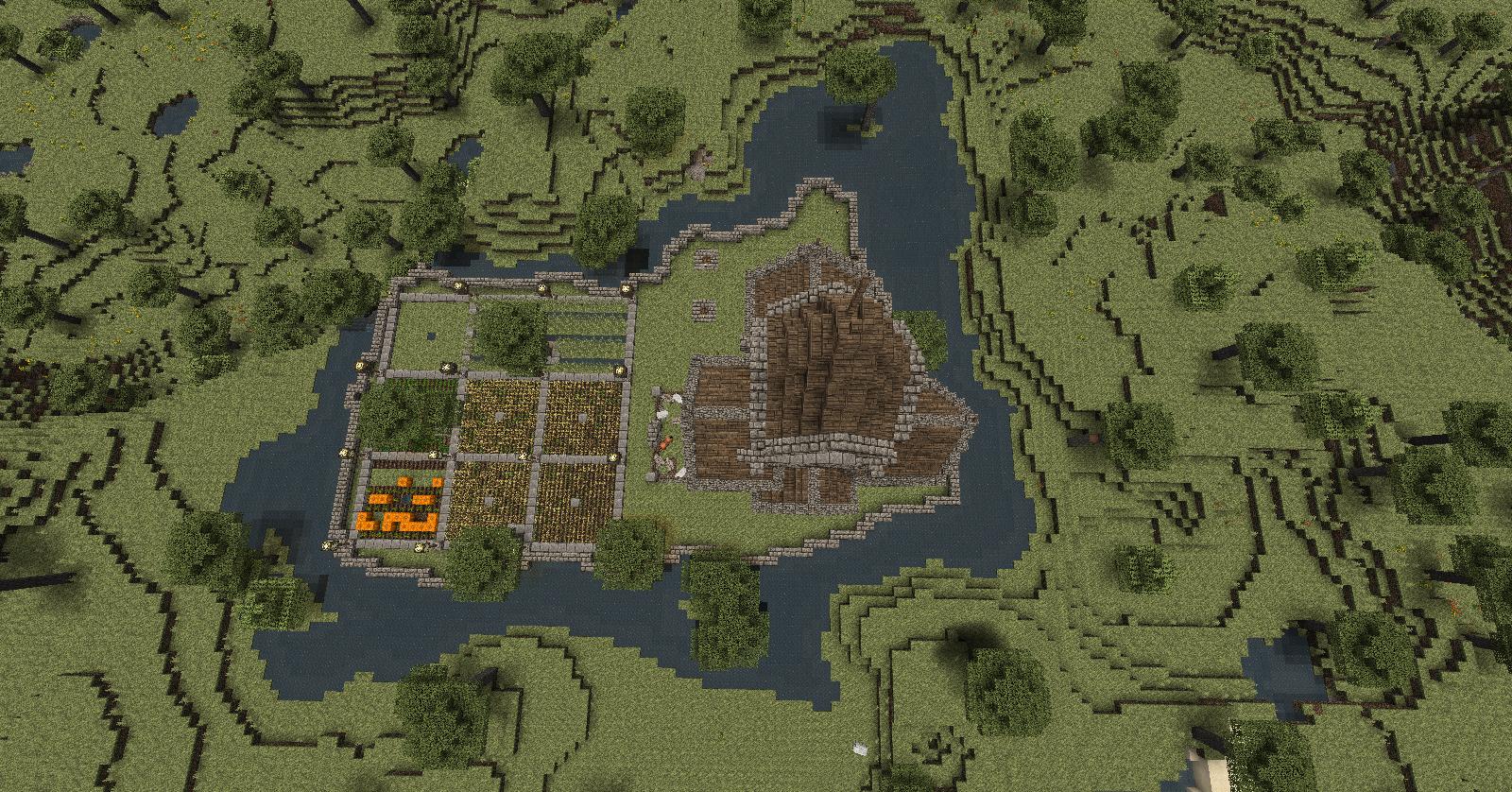 """Tipps zum schönem Bauen von """"Profis"""" [Archiv] - Minecraft.de"""