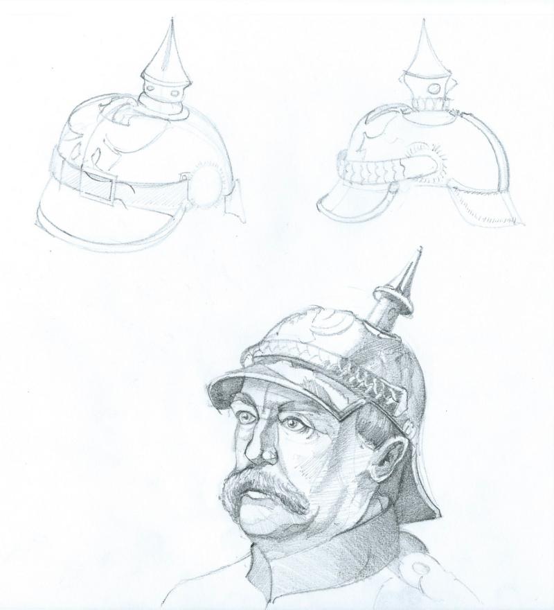 Otto Von Bismarck Drawing Then Otto Von Bismarck
