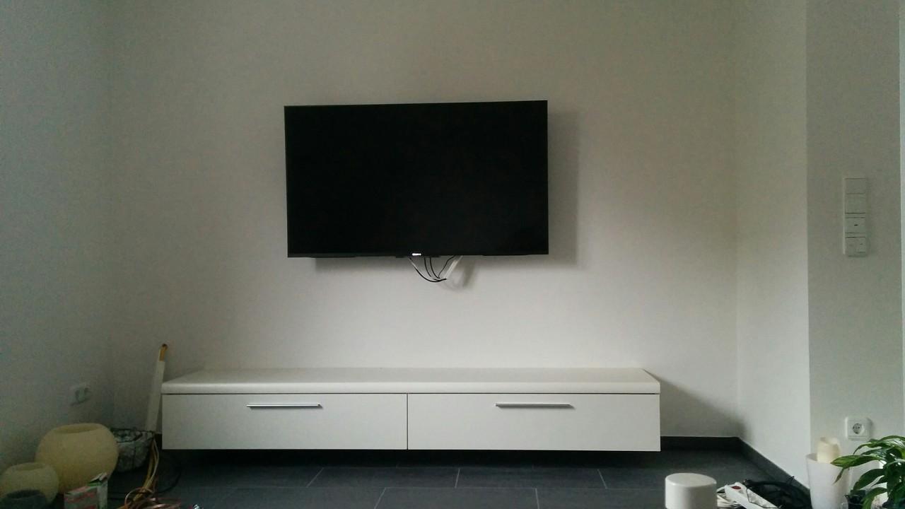 eigenbau hifi wand by stonerico. Black Bedroom Furniture Sets. Home Design Ideas
