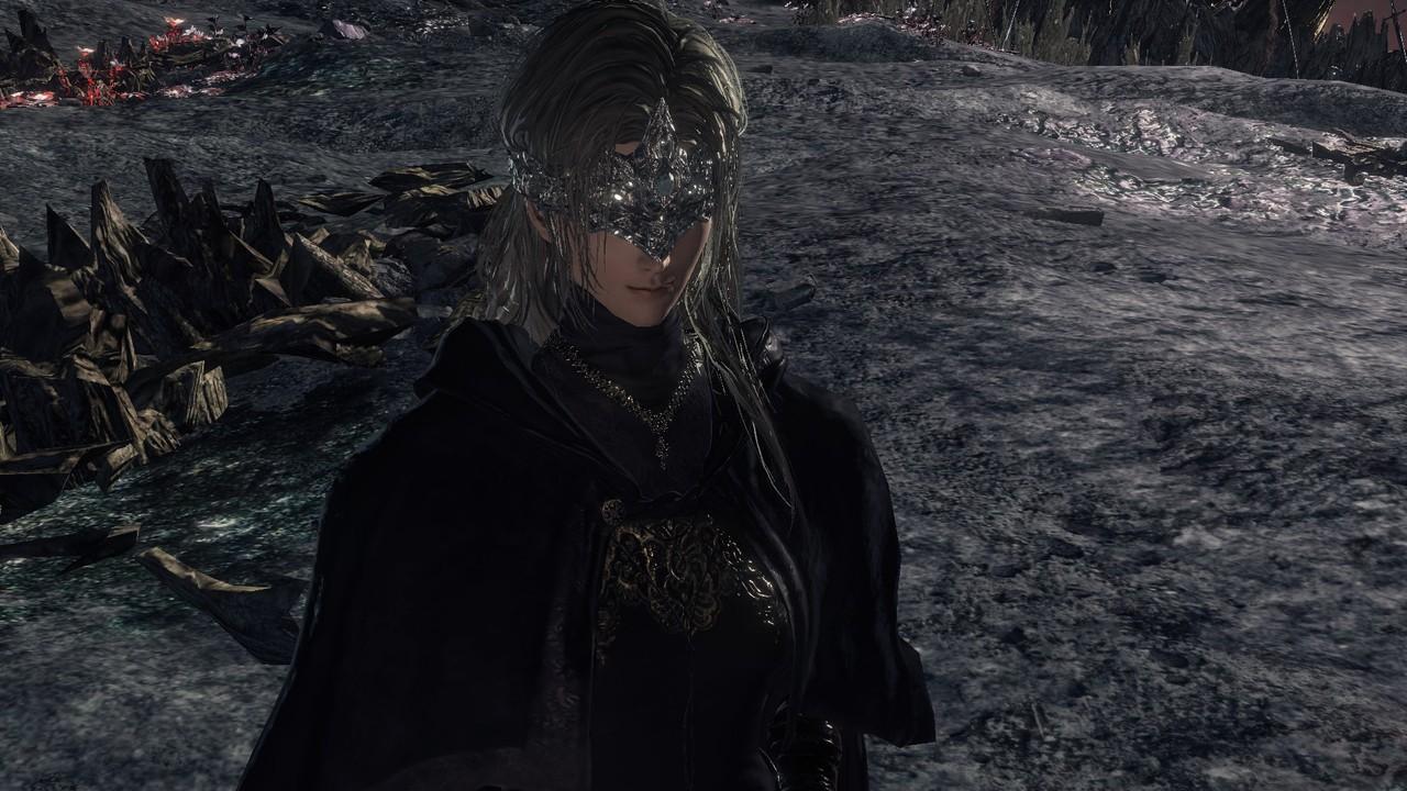Dark Souls Ending