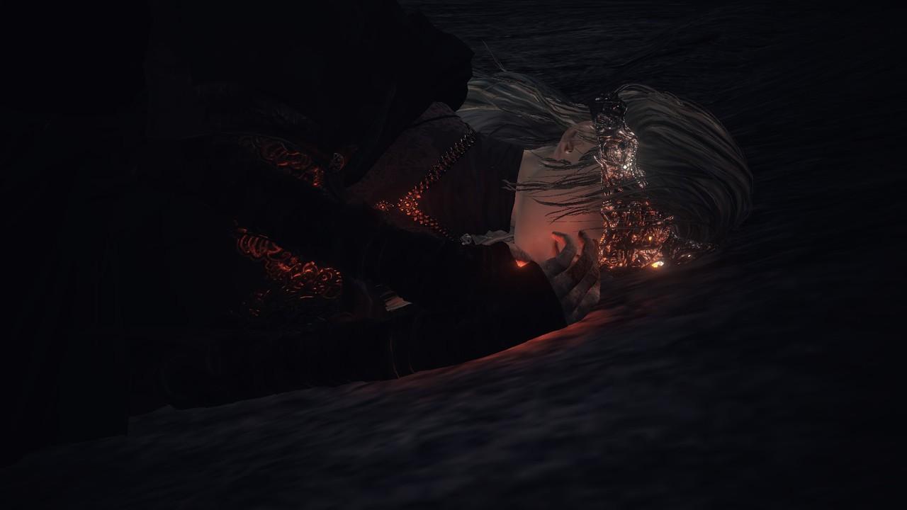 Dark Souls 3 Secret Ending