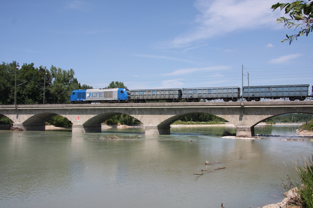 2016 909-1 A-LTE Salzburg Saalachbrücke