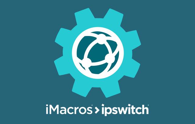 ipswitch iMacros Enterprise Edition v12.0.501.6698