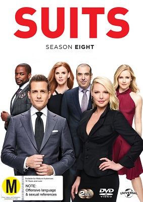 Suits - Stagione 8 (2019) (2/16) WEBMux ITA MP3 Avi
