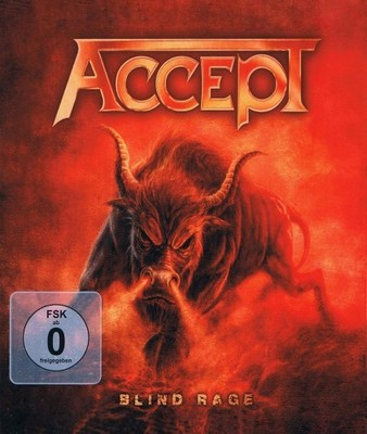 Accept - Blind Rage: Live in Chile 2013 (2014) DVD9 Copia 1:1 ENG