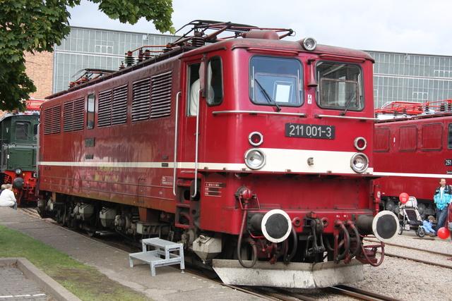 211 001-3 Bombardier Hennigsdorf