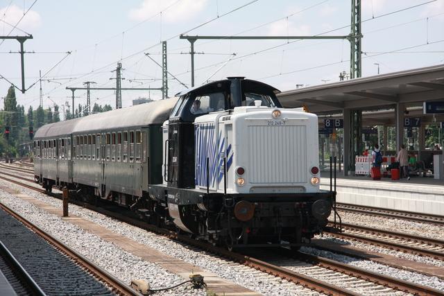 212 249-7München Ostbahnhof