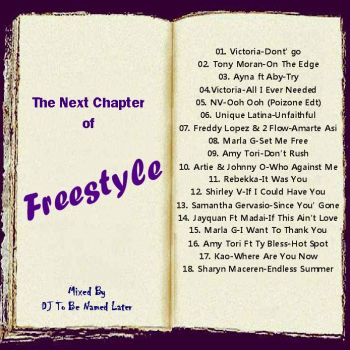 THE NEXT CHAPTER OF FREESTYLE