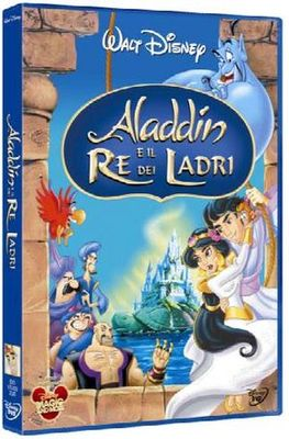 Aladdin e il Re Dei Ladri (1995).Dvd9 Copia 1:1 - ITA Multi