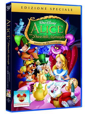 Alice nel Paese delle Meraviglie Special Ed.(1951).Dvd9 Copia 1:1 - ITA Multi