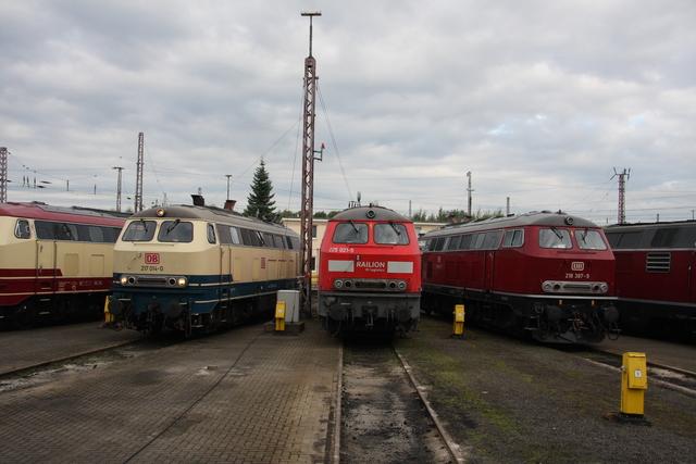 217 014-0 + 225 021-5 + 218 387-9 BW Osnabrück