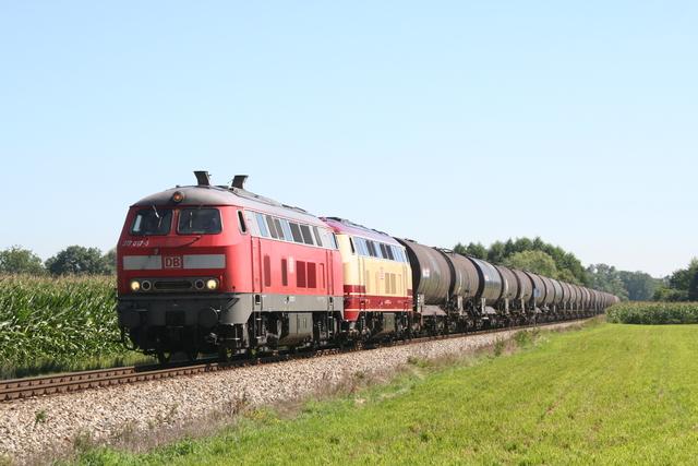 217 017-3 + 2 80 1217 002-5 D-DB Heiligenstatt(Obb)