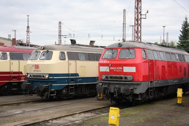 217 024-0 + 225 021-5 BW Osnabrück