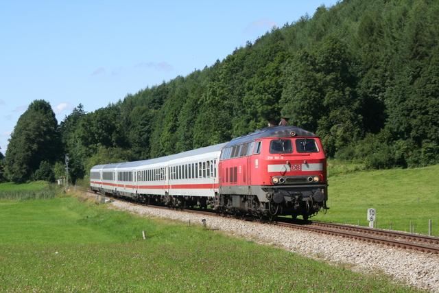 218 161-8 Altstädten(Allgäu)