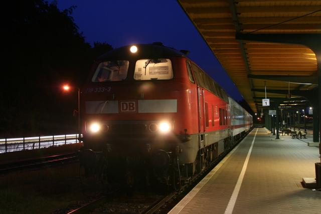 218 333-3 Seebad Heringsdorf