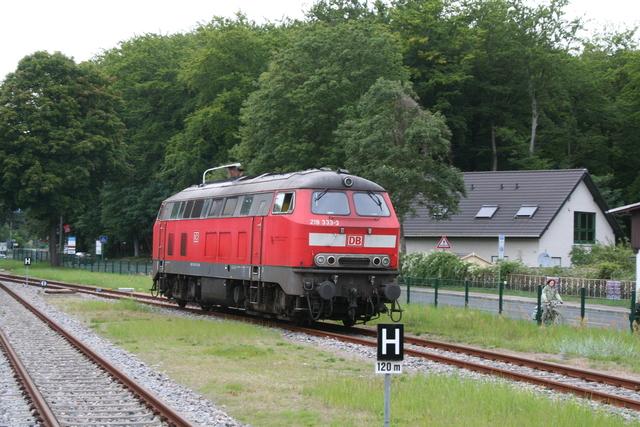 218 333-3 Seebad Herinsdorf