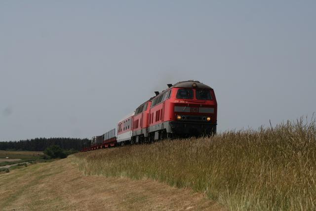 218 364-9 + 92 80 1 218 379-6 D-DB Hindenburgdamm