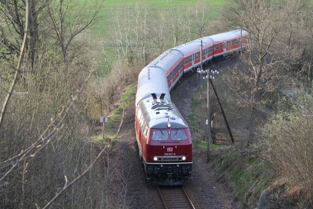 218 367-9 Oberndorf(Kr Wittg)