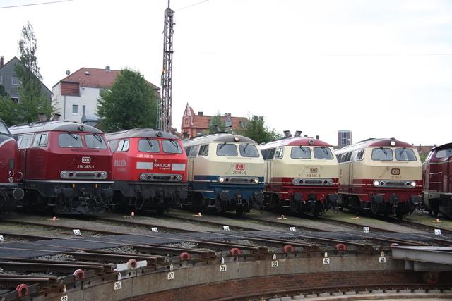 218 387-9 + 225 021-5 + 217 014-0 + 218 105-5 + 217 001-7 BW Osnabrück