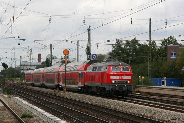 218 428-1 München Heimeranplatz
