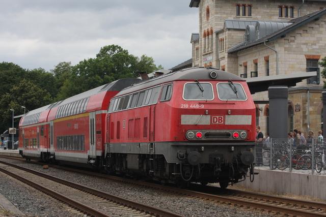 218 448-9 Wolfenbüttel