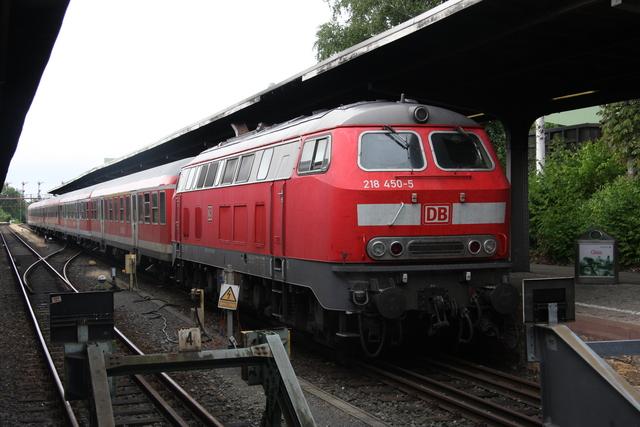 218 450-5 Bad Harzburg